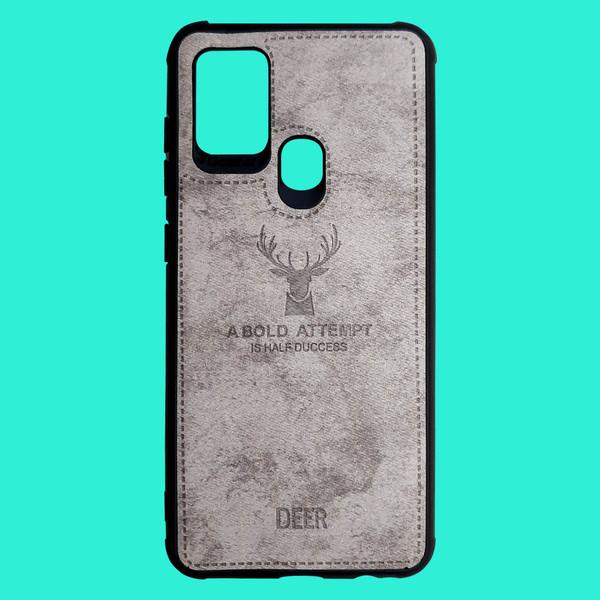 کاور مدل CO508 طرح گوزن مناسب برای گوشی موبایل سامسونگ Galaxy A21s