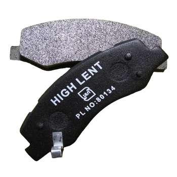 لنت ترمز جلو های لنت مدل 80134 مناسب برای رانا