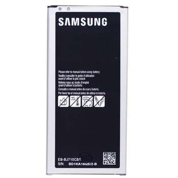 باتری موبایل مدل EB-BJ710CBE  ظرفیت ۳۳۰۰ میلی آمپرساعت مناسب برای گوشی موبایل سامسونگ Galaxy J7 2016