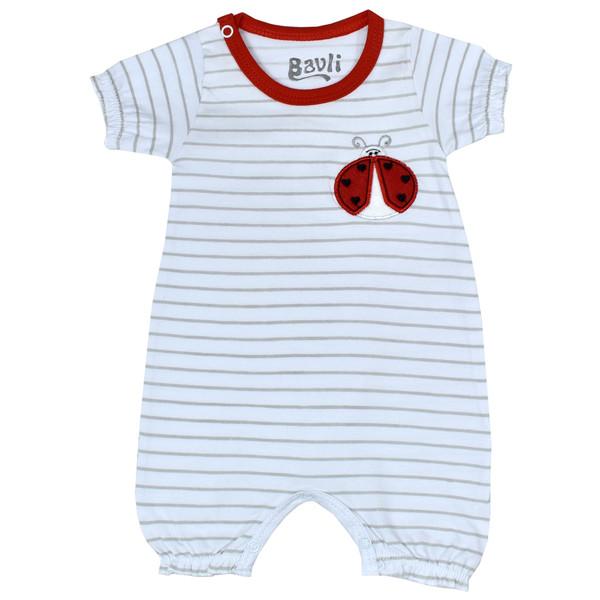 سرهمی نوزادی باولی مدل کفشدوزک کد 2