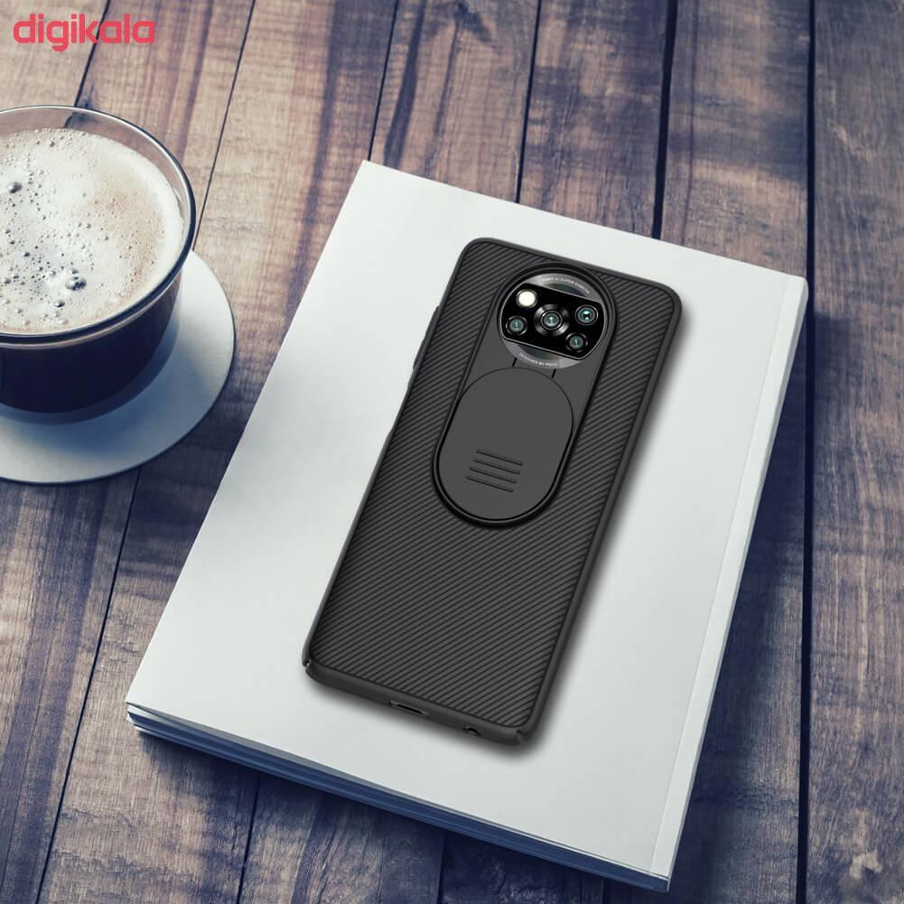 کاور نیلکین مدل Camshield مناسب برای گوشی موبایل شیائومی POCO X3 NFC main 1 9