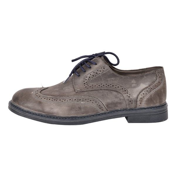 کفش مردانه بادی اسپینر مدل 1420 کد 1 رنگ طوسی