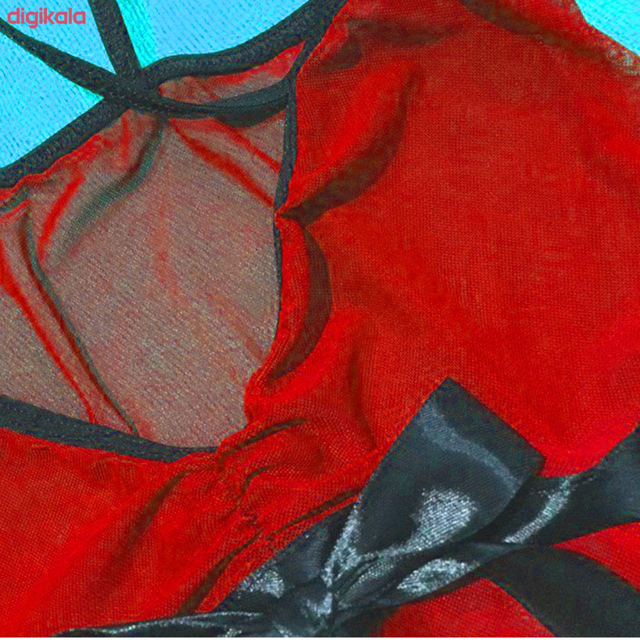 لباس خواب زنانه کد 1630-R main 1 2