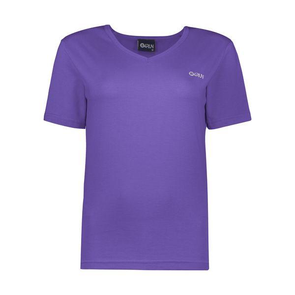 تی شرت ورزشی زنانه بی فور ران مدل 210323-67