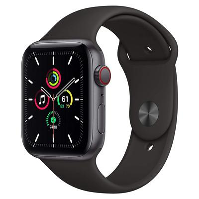 تصویر ساعت هوشمند اپل واچ سری SE مدل 44mm Aluminum Case