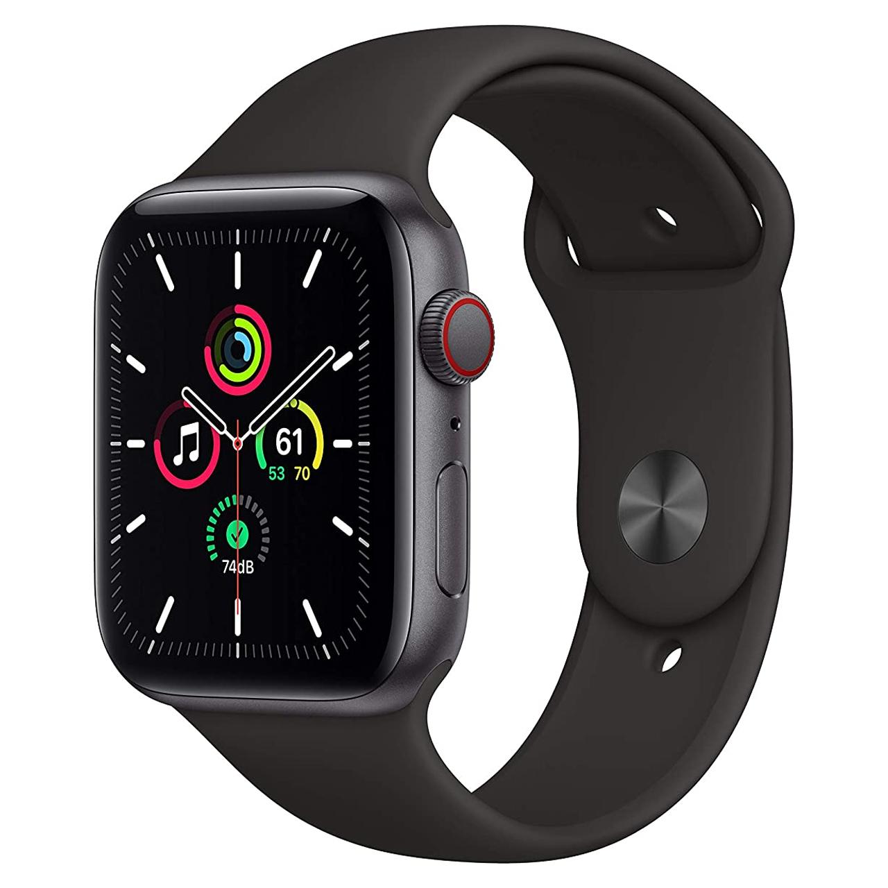 ساعت هوشمند اپل واچ سری SE مدل Aluminum Case 44mm