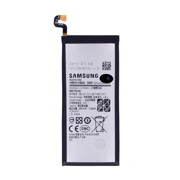 باتری موبایل مدل EB-BG935ABEe ظرفیت 3600 میلی آمپر ساعت مناسب برای گوشی موبایل سامسونگ Galaxy S7 Edge