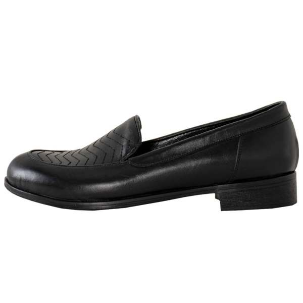 کفش زنانه پارینه چرم مدل show72