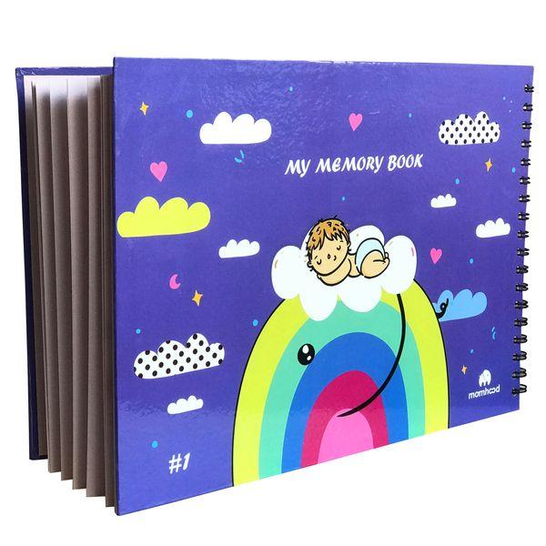 آلبوم عکس کودک مام هود کد a03