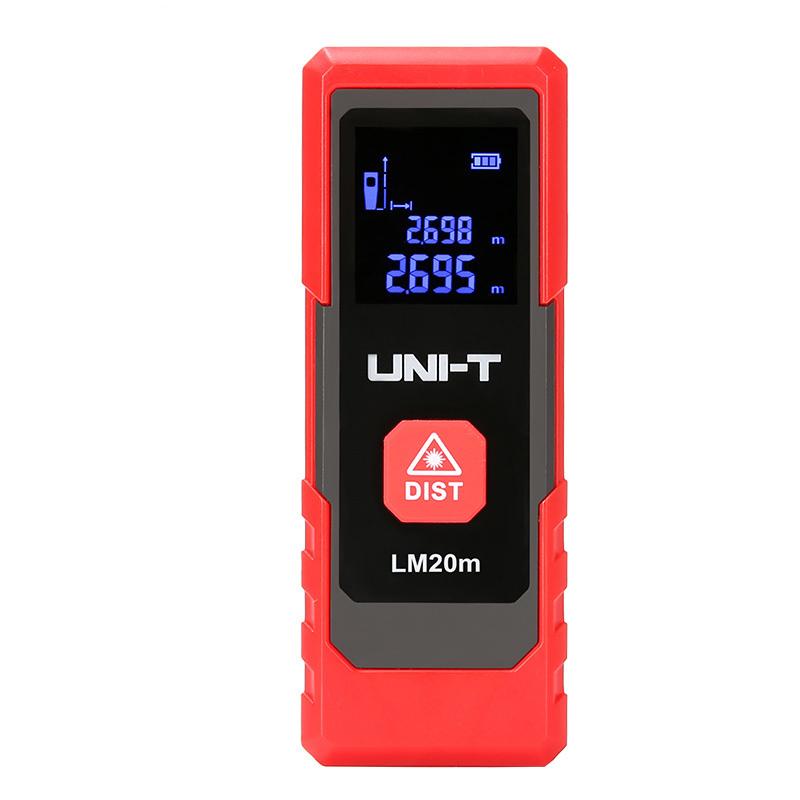 متر لیزری یونیتی مدل LM20m