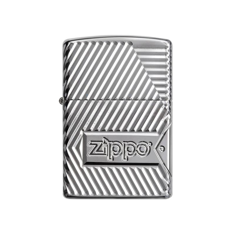 فندک زیپو مدل Bolts کد 29672