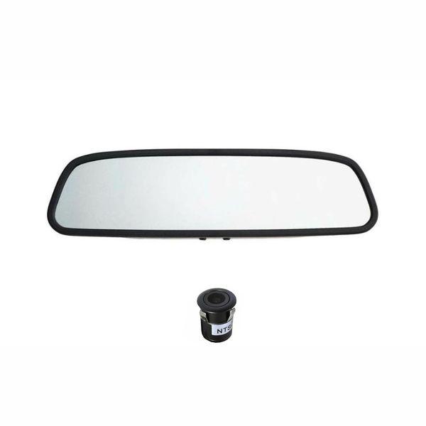 آینه مانیتور دار یونیک مدل 16100 به همراه دوربین دنده عقب