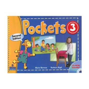 کتاب Pockets 3 اثر Barbara Hojel انتشارات Pearson