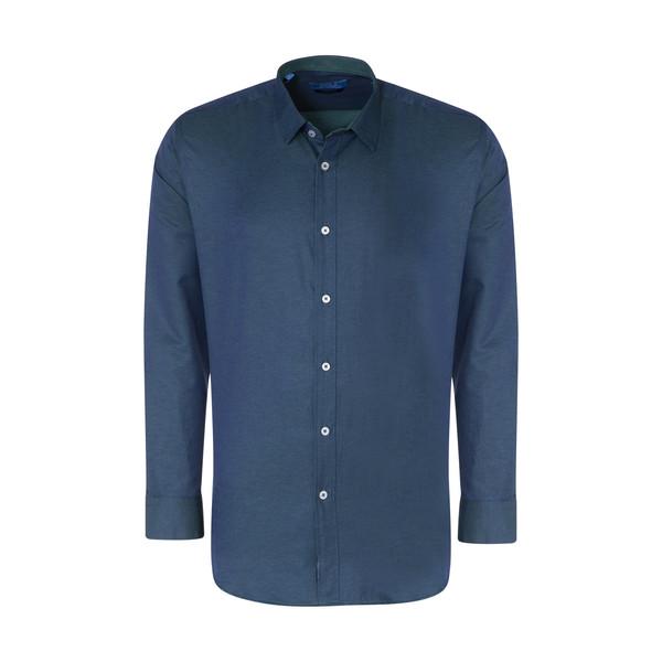 پیراهن مردانه سولا مدل SM420200029-GREEN