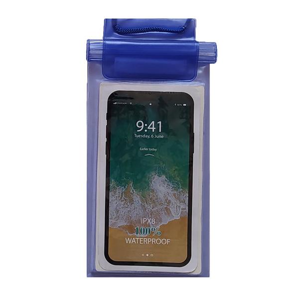 کیف ضد آب مدل F30 مناسب برای گوشی موبایل تا سایز 6 اینچ