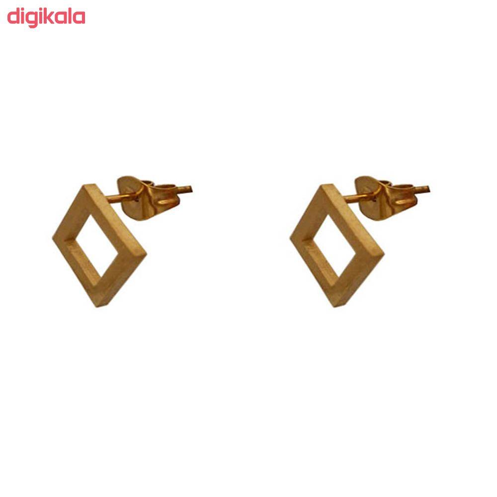گوشواره زنانه مدل مربع کد017 main 1 1