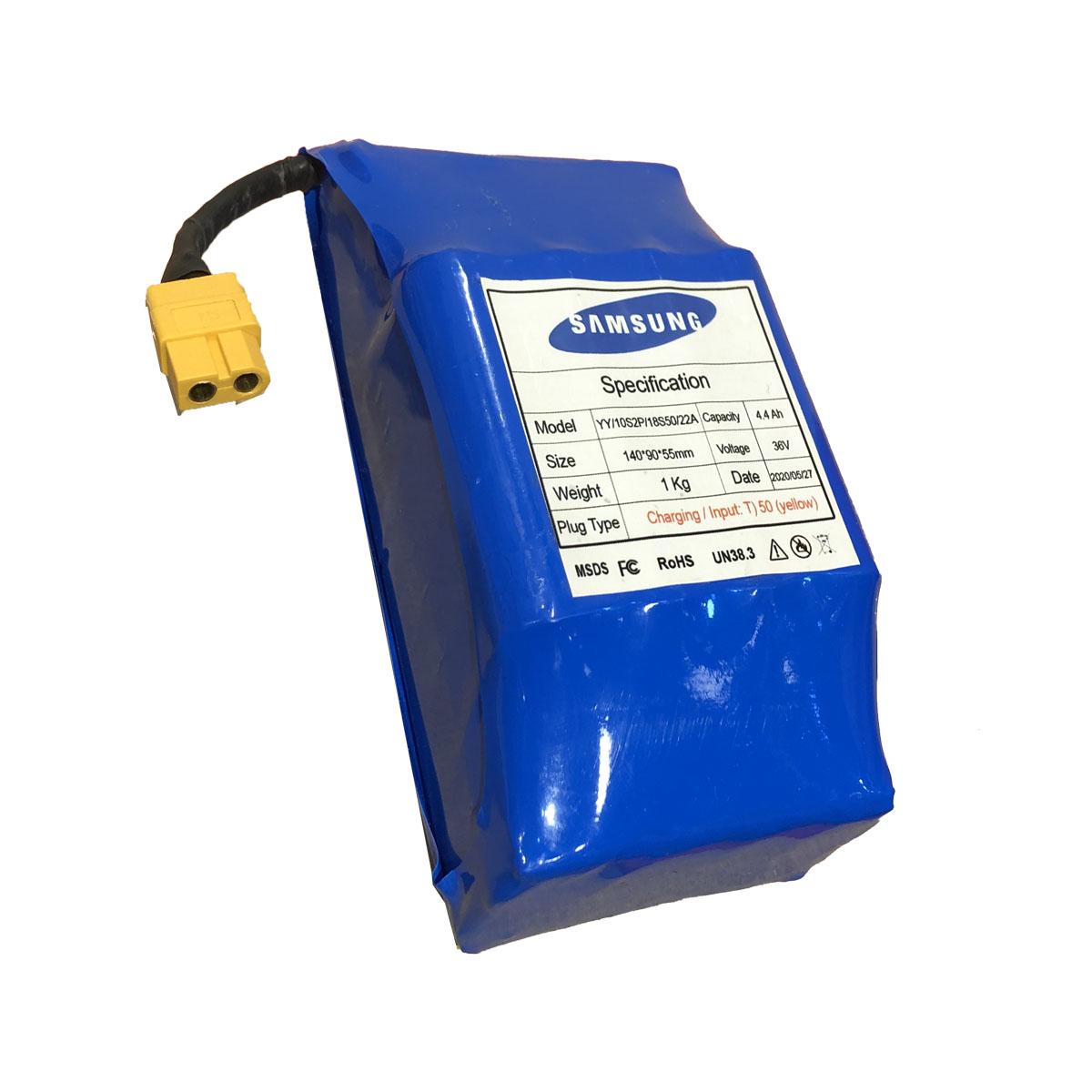 باتری اسکوتر برقی سامسونگ مدل 001