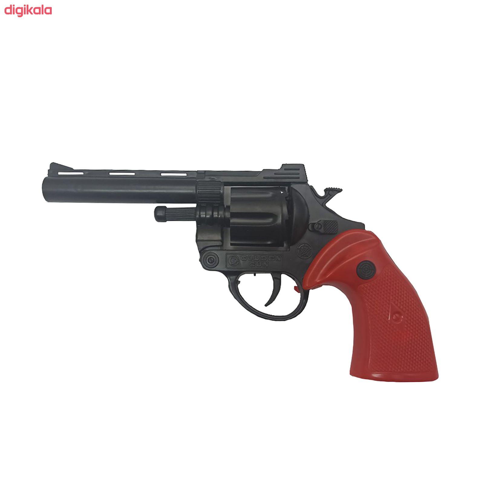 تفنگ بازی گلدن گان مدل naabsell-p70 مجموعه 3 عددی main 1 4