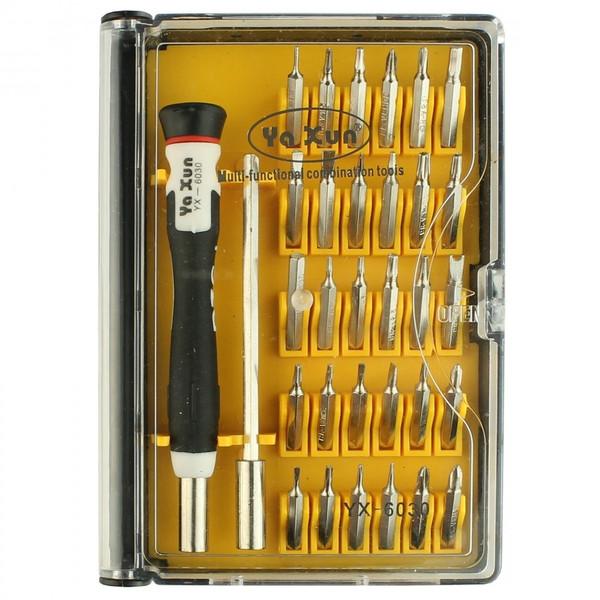 مجموعه 30 عددی سری پیچ گوشتی یاکسون مدل YX-6030