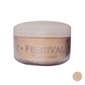 پودر تثبیت کننده آرایش فستیوال شماره 04f