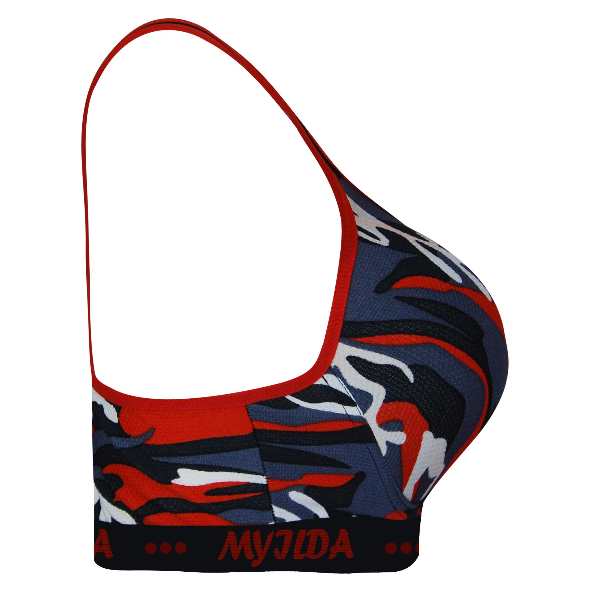 نیم تنه ورزشی زنانه ماییلدا مدل 3532-1 main 1 2