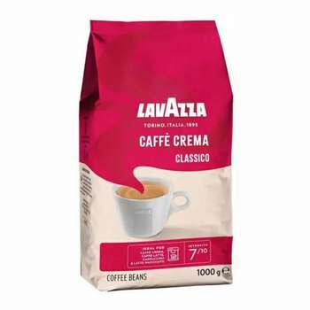 دانه قهوه کافهکِرِما کلاسیکو لاواتزا - ۱ کیلوگرم