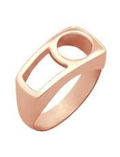 انگشتر نقره زنانه کد R207ProGo -  - 1