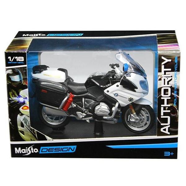 موتور بازی مایستو مدل BMW R 1200 RT California Highway Patrol
