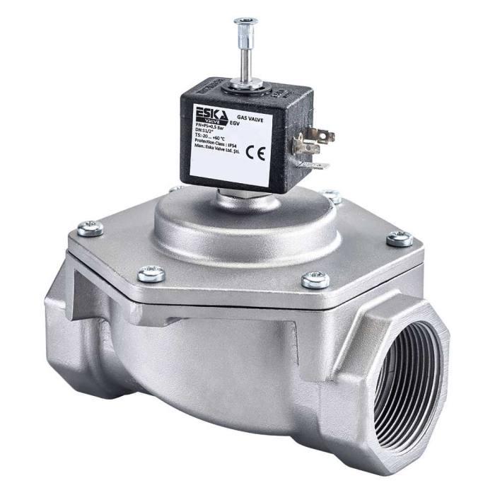 شیر برقی گاز اسکا مدل EGV 1032_1-1/4In