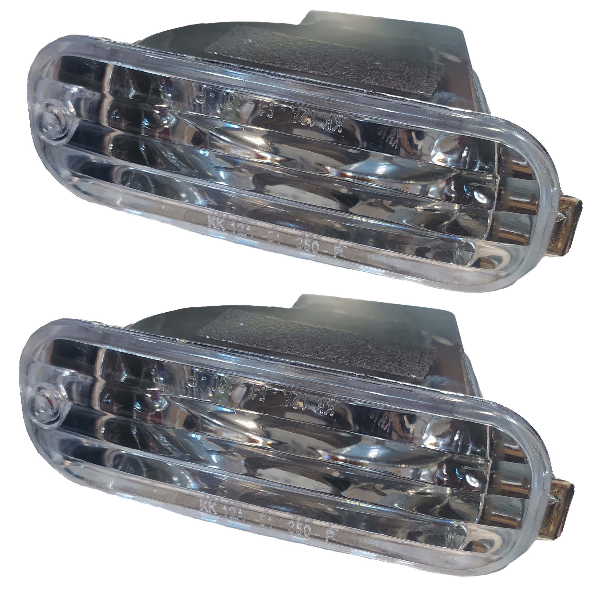 چراغ راهنما داخل سپر مدل JT123 مناسب برای پراید بسته 2 عددی