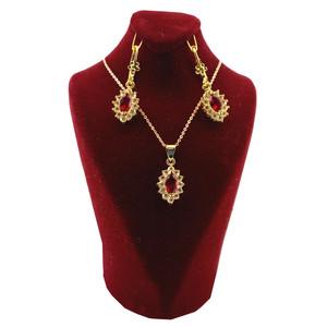 نیم ست زنانه مدل الماس کد 1325