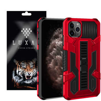 کاور لوکسار مدل kikstand-100 مناسب برای گوشی موبایل اپل iPhone 11 Pro