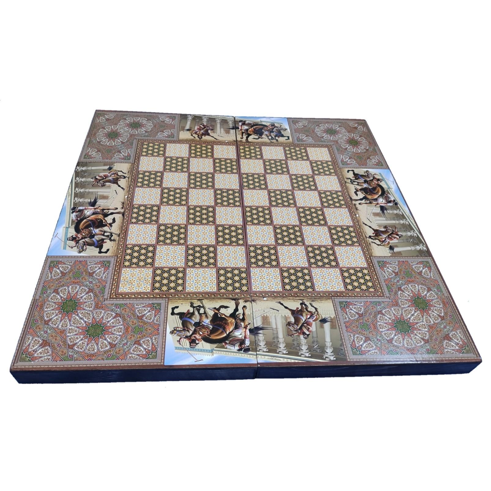 تخته شطرنج کد B13