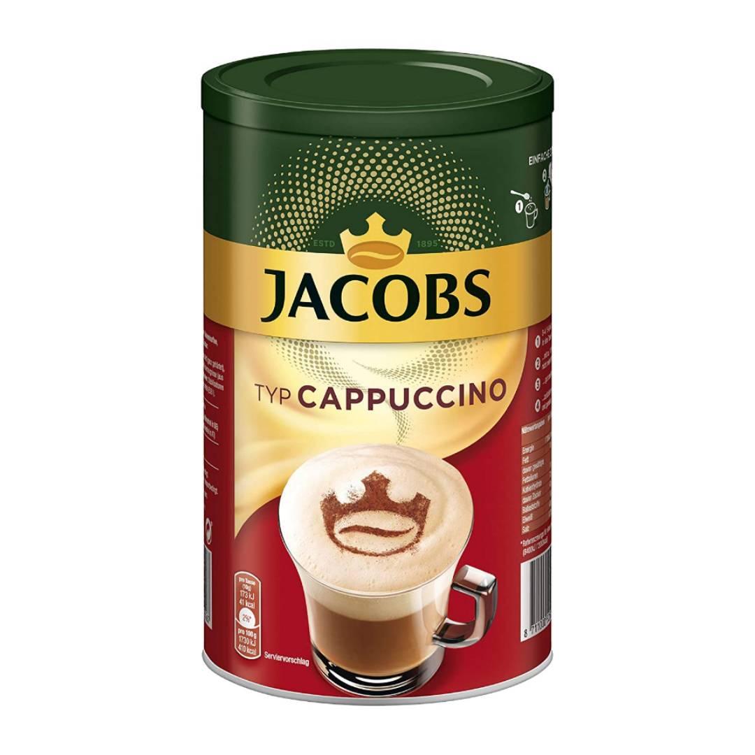 کاپوچینو فوری جاکوبز - ۴۰۰ گرم