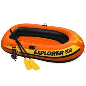قایق بادی اینتکس طرح اکسپلور 300 مدل 58332