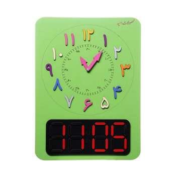 بازی آموزشی محصولات امید طرح ساعت کد 011