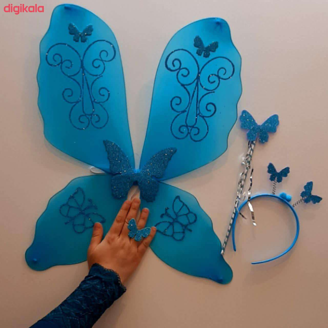 ست ایفای نقشطرح بال پروانه مدل Angel main 1 6