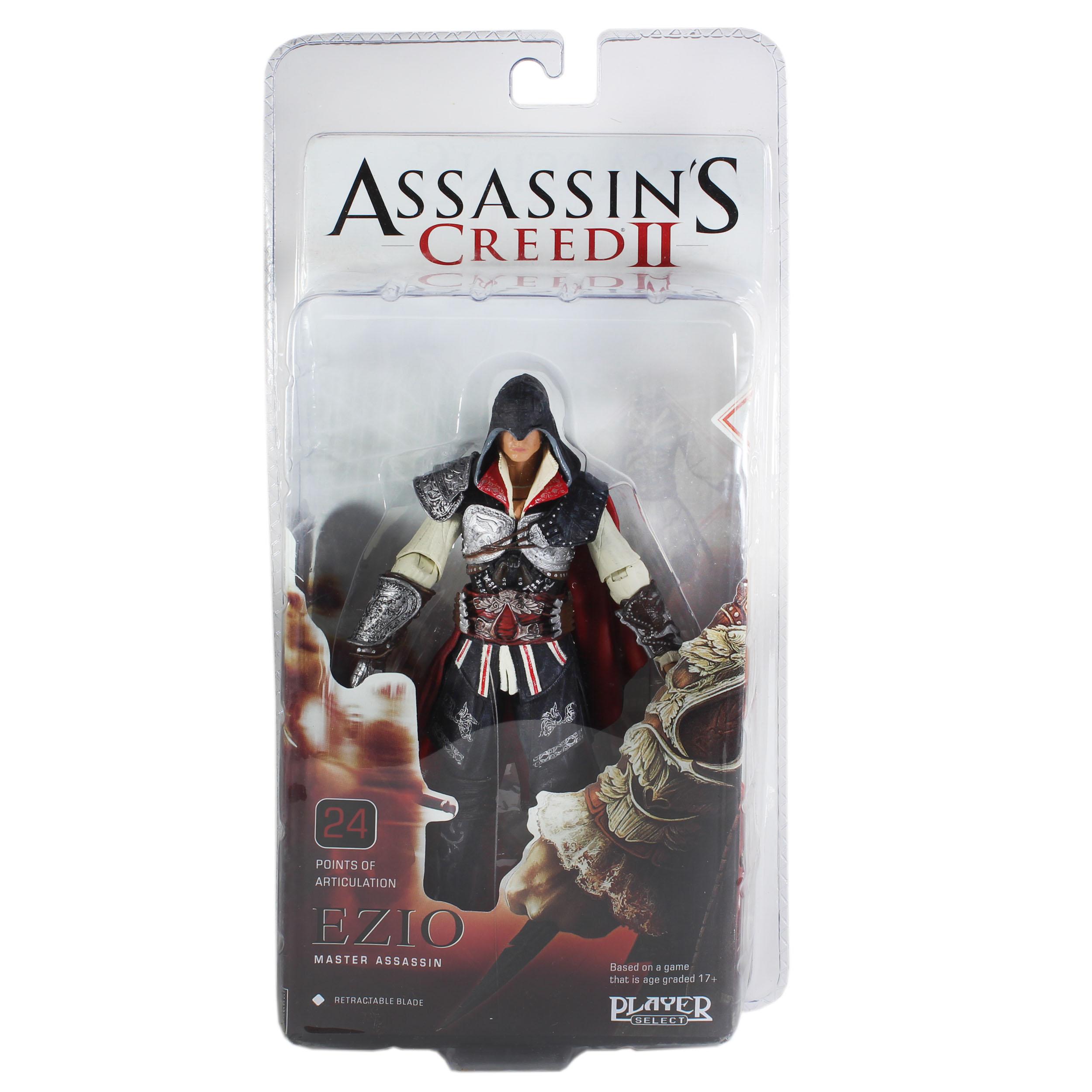 اکشن فیگور نکا طرح Assassins Creed II کد 0170