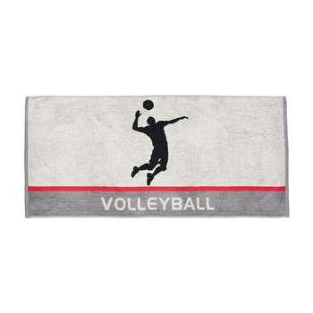 حوله استخری مدل والیبال سایز 65 × 130 سانتی متر