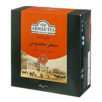 چای کیسه ای احمد بسته 100 عددی