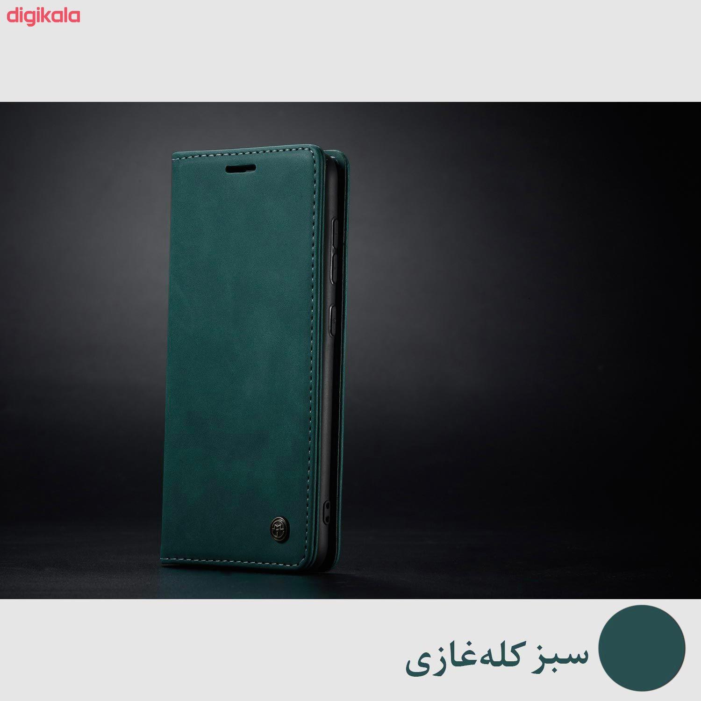 کیف کلاسوری کیس می مدل Vintage-013 مناسب برای گوشی موبایل شیائومی Redmi Note 8 Pro main 1 25
