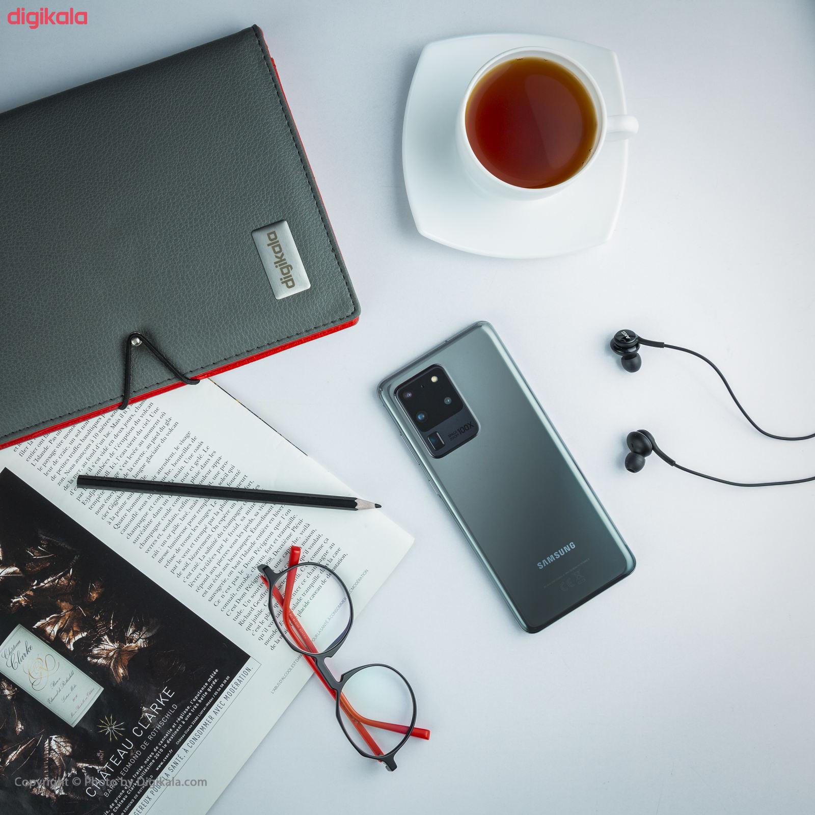 گوشی موبایل سامسونگ مدل  Galaxy S20 Ultra SM-G988B/DS دو سیم کارت ظرفیت 128 گیگابایت  main 1 24