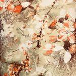 پارچه ملحفه نساجی بروجرد مدل باغ ژاپنی کد A