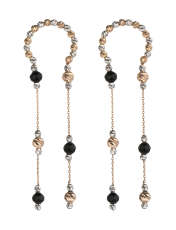 گوشواره طلا 18 عیار زنانه سیودو مدل 145839 -  - 1