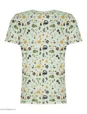 ست تی شرت و شلوارک راحتی مردانه مادر مدل 2041110-74 -  - 5