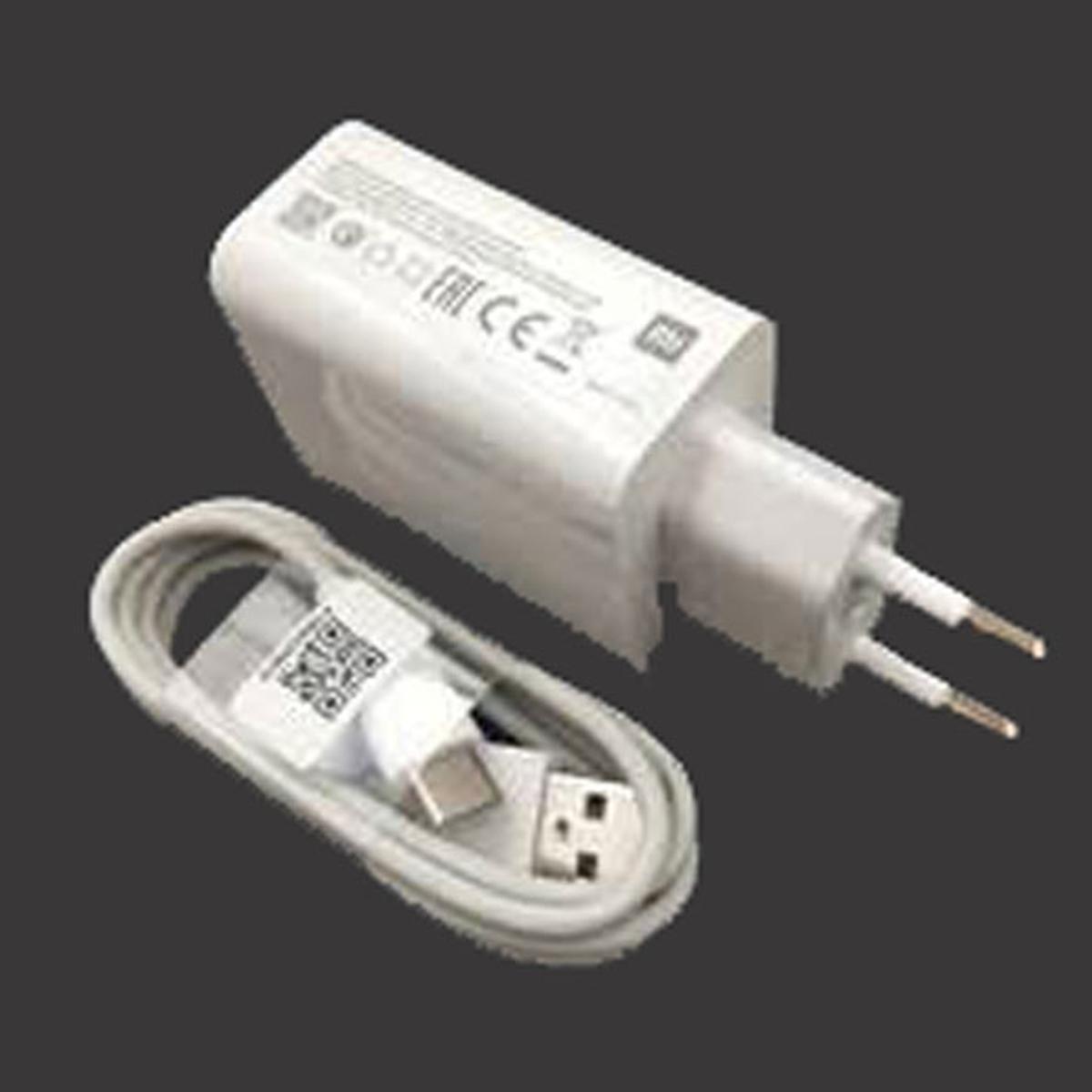 شارژر دیواری مدل MDY-08-EH TYPE-C به همراه کابل تبدیل USB-C                     غیر اصل