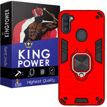 کاور کینگ پاور مدل ASH22 مناسب برای گوشی موبایل سامسونگ Galaxy A11