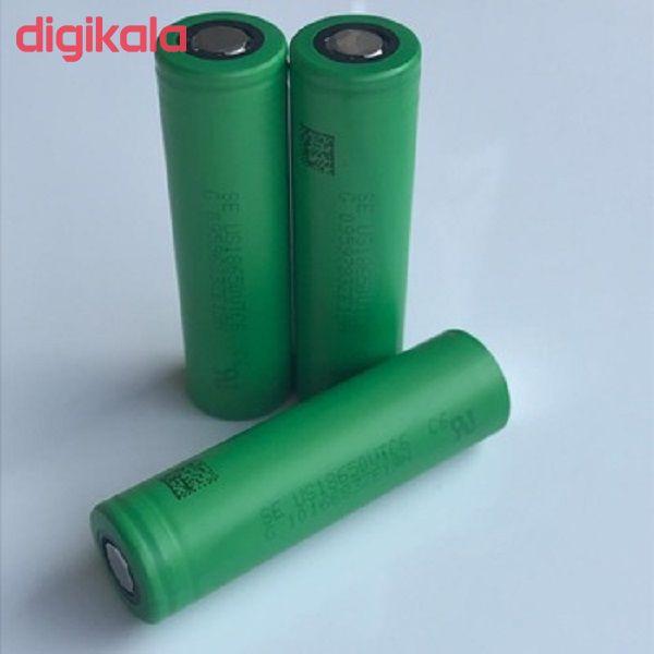 باتری لیتیوم-یون قابل شارژسونی مدل vtc -18650 ظرفیت 3000 میلی آمپرساعت main 1 2