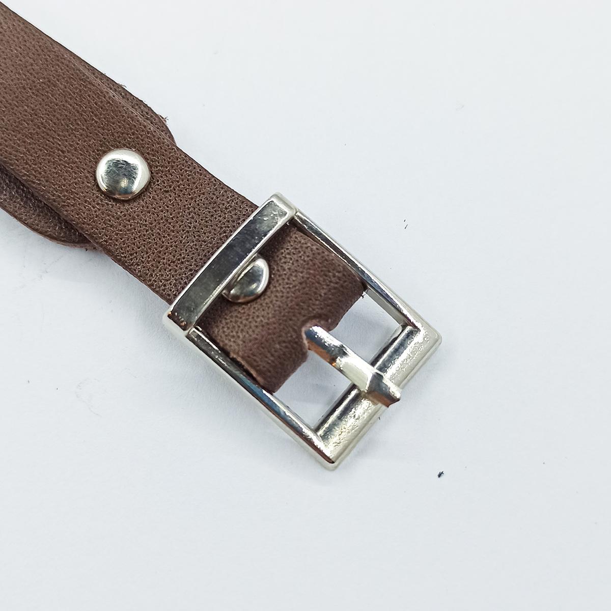 دستبند نقره سلین کالا مدل عقیق خطی کد ce-As17