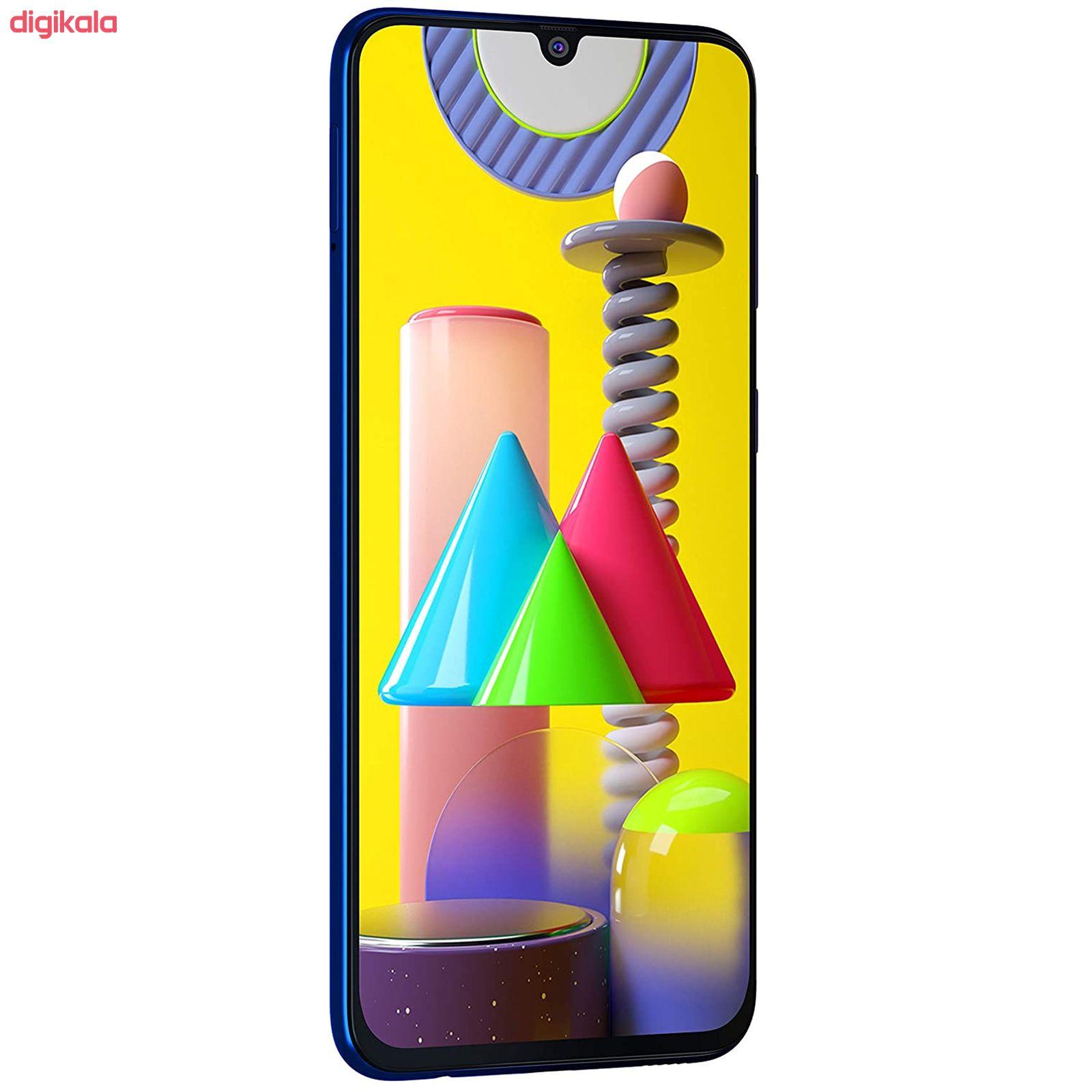 گوشی موبایل سامسونگ مدل Galaxy M31 SM-M315F/DSN دو سیم کارت ظرفیت 128گیگابایت  main 1 6